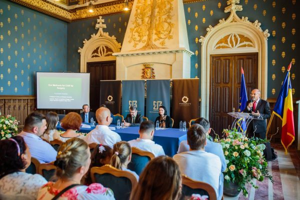 Conferință pe tema relației dintre pacient, medic și mentor