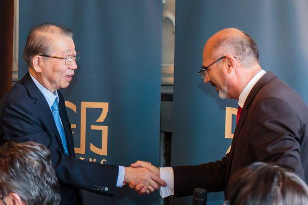 Directorul Centrului de Chirurgie Plastică şi Estetică din cadrul Spitalului din Tokyo a venit la Iaşi